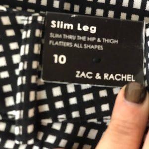 Zac & Rachel Slim Leg pant